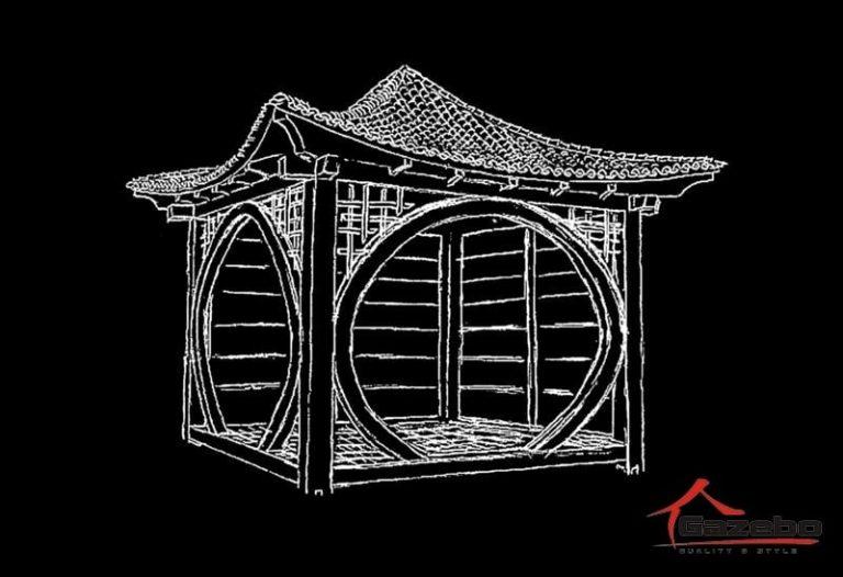 Pavillon kawaii